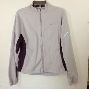 Under Armor Light Weight Jacket Active Wear Lg